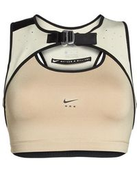 Nike - Lab X Mmw Medium Support Dri-fit Sports Bra - Lyst