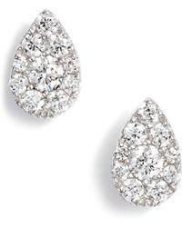 290a66988 Women's Bony Levy Earrings - Lyst