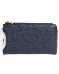 Skagen - Lilli Iphone 6/6s/7 Leather Sleeve - Lyst