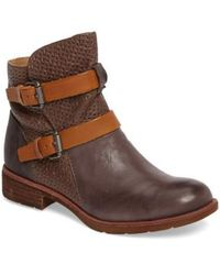 Söfft - Baywood Buckle Boot - Lyst