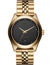 MVMT - Time Crusher Bracelet Watch - Lyst