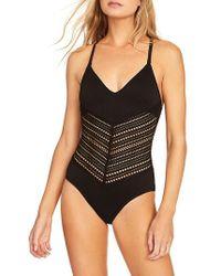 Robin Piccone - Perla One Piece Swimsuit - Lyst