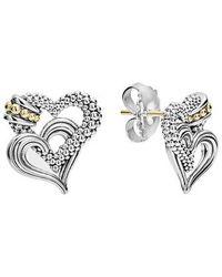 Lagos - Beloved Stud Earrings - Lyst