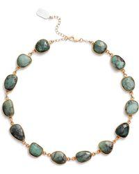 Ela Rae - Sadie Collar Necklace - Lyst