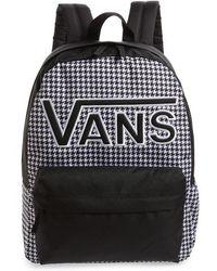 Vans - Realm Flying V Backpack - Lyst