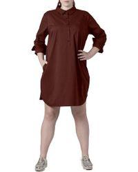 UNIVERSAL STANDARD - Rubicon Shirtdress - Lyst