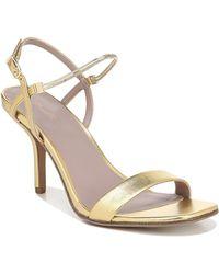 Diane von Furstenberg - Frankie Leather Sandals - Lyst