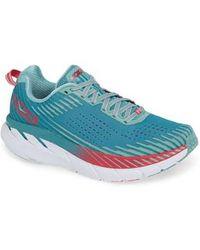 Hoka One One - Clifton 5 Running Shoe - Lyst