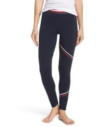 Tommy Hilfiger - Fitted Pajama Pants - Lyst