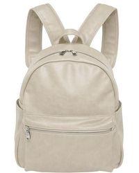 Urban Originals | Practical Vegan Leather Backpack | Lyst