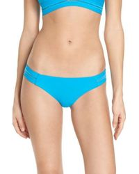 Pilyq | Stitched Bikini Bottoms | Lyst