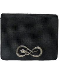 Whiting & Davis - Serpent Seville Mesh Clutch - - Lyst