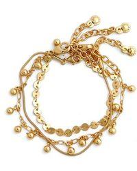 BaubleBar - Asteria Set Of 3 Bracelets - Lyst