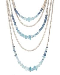 John Hardy - Asli Classic Chain Multistrand Necklace - Lyst