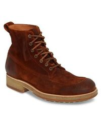 Frye | Rainier Waxed Work Boot | Lyst