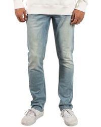 Volcom - Vorta Slim Fit Jeans - Lyst