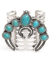 Cara - Cowboy Bracelet - Lyst