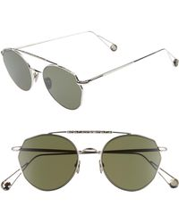 Ahlem - Carre 51mm Aviator Sunglasses - Lyst
