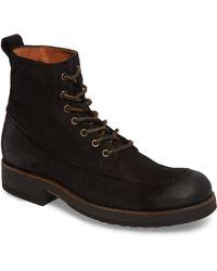 Frye - Rainier Waxed Work Boot - Lyst