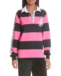 Opening Ceremony - Stripe Rugby Top - Lyst