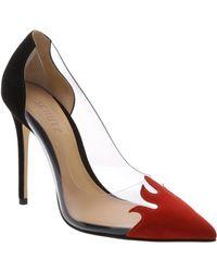 d1e47137a05a Lyst - Guess Women s Den Platform Sandals in Brown