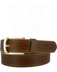 Remo Tulliani - Sixx 2 Horween Leather Belt - Lyst
