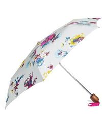 Joules - Right As Rain Umbrella - Metallic - Lyst