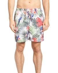 Tommy Bahama - Naples Marino Paradise Board Shorts - Lyst