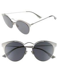 Dior - Nebuls 54mm Sunglasses - Dark Ruthenium - Lyst