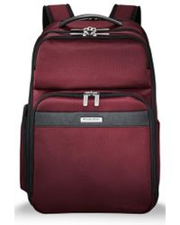 Briggs & Riley | Transcend 400 Cargo Backpack | Lyst
