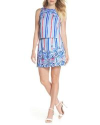 Lilly Pulitzer - Lilly Pulitzer Donna Romper Dress - Lyst