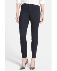 NYDJ | 'clarissa' Colored Stretch Ankle Skinny Jeans | Lyst