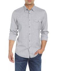 Nordstrom - Lumber Regular Fit Flannel Shirt - Lyst
