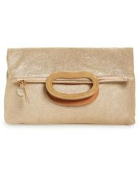 Clare V. - Marcelle Maison Leather Tote - - Lyst