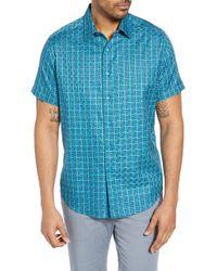 Robert Graham - Capra Classic Fit Cotton Sport Shirt - Lyst