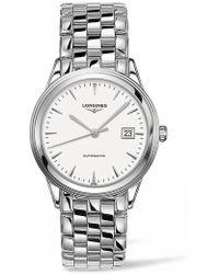 Longines - Flagship Automatic Bracelet Watch - Lyst