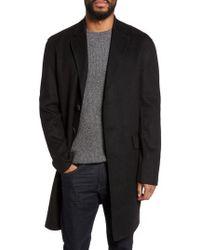 Lamarque | Wool Blend Topcoat | Lyst