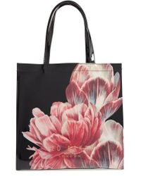 Ted Baker - Tranquility Large Icon Tote - - Lyst