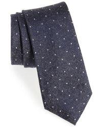 Calibrate - Reiter Dot Silk Blend Tie - Lyst