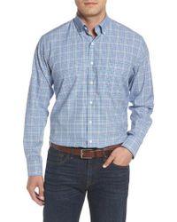 Peter Millar - Fremont Regular Fit Multicheck Sport Shirt - Lyst