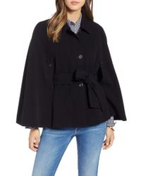 Nordstrom - 1901 Solid Cape - Lyst