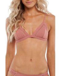 Rhythm | My Bralette Triangle Bikini Top | Lyst