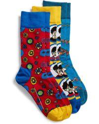 Happy Socks - The Beatles - Lyst