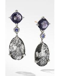 David Yurman - Chatelaine Drop Earrings - Lyst