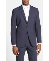 Theory - 'wellar New Tailor' Trim Fit Wool Blend Sport Coat - Lyst