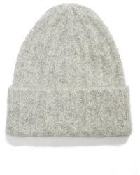 Vince - Ribbed Beanie - - Lyst