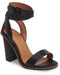 Alias Mae - Calito Ankle Strap Sandal - Lyst