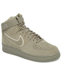 Nike - Air Force 1 High '07 Lv8 Suede Sneaker - Lyst
