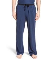 Daniel Buchler - Pima Cotton & Modal Pajama Pants - Lyst