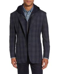 Cardinal Of Canada - Classic Fit Hooded Sport Coat - Lyst